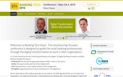 Banking Tech Keys